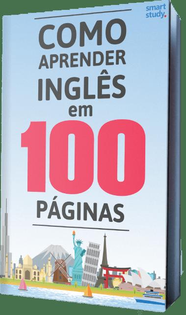 Capa do Livro Como Aprender inglês em 100 páginas